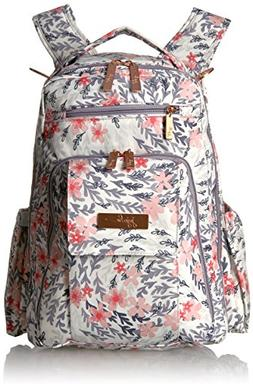 JuJuBe Be Right Back Multi-Functional Structured Backpack/Di