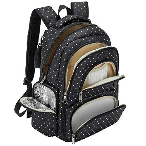 Backpack Changing and Clips