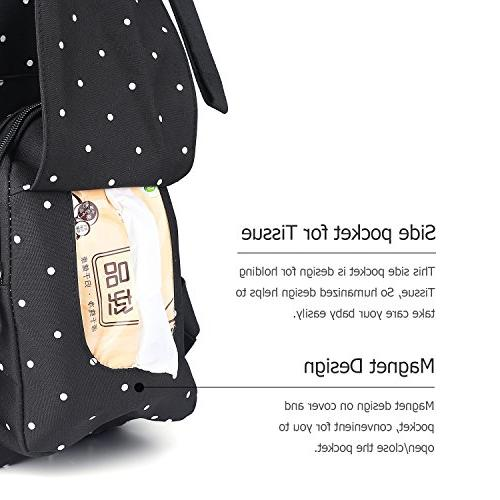 Cateep Backpack and Clips