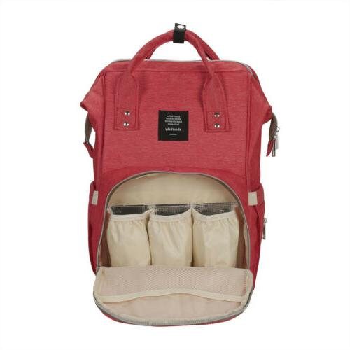 MagiDeal Large Nappy Diaper Changing Backpack