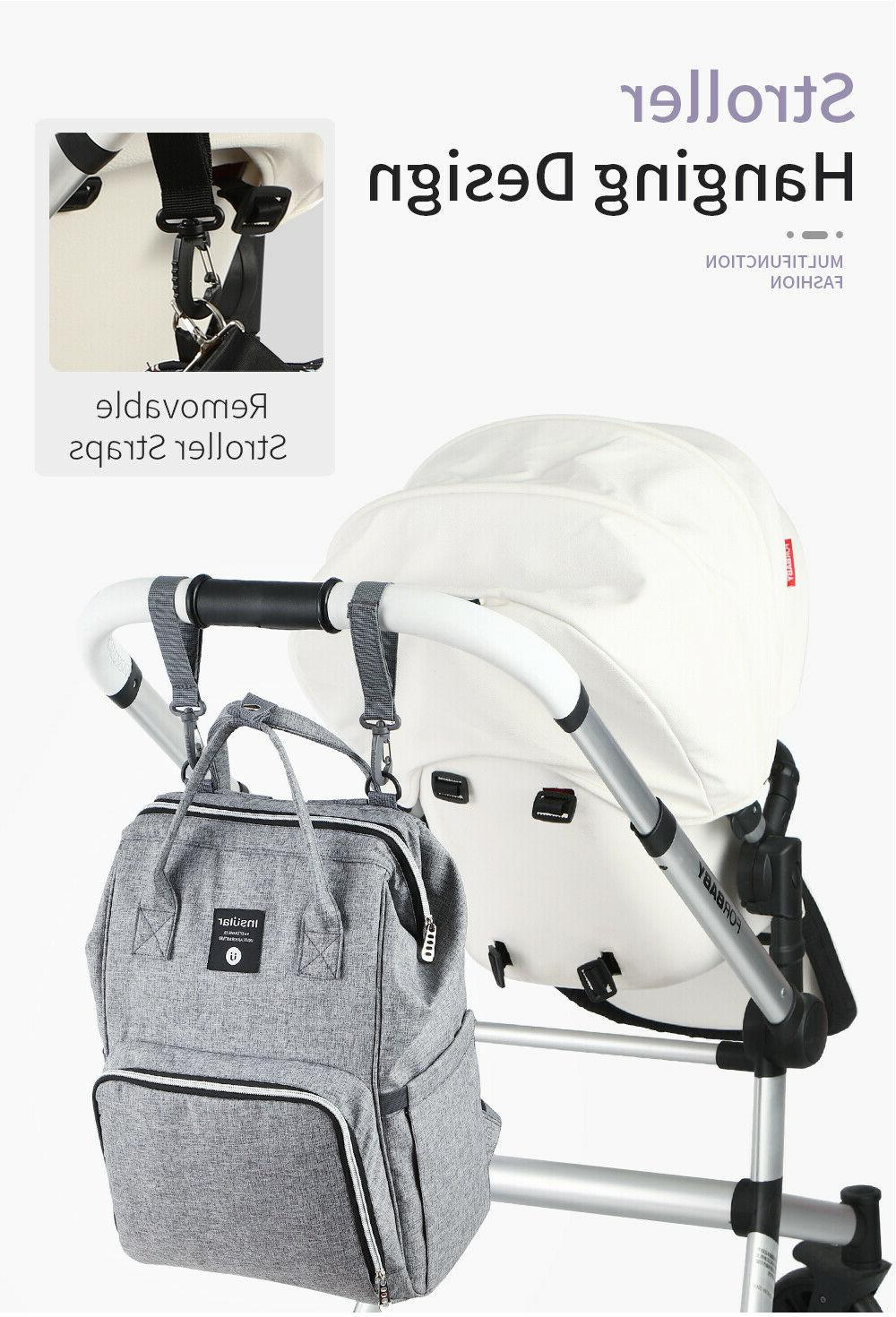 Baby Backpack Large Multi Travel Diaper