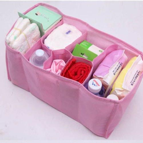 Baby Changing Diaper Nappy Organizer Bag