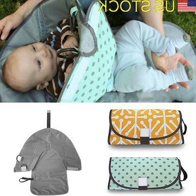baby changing pad foldable travel toddler diaper