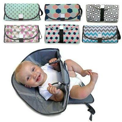 toddler baby changing pad travel diaper mat