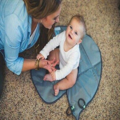 Toddler Baby Changing Pad Travel Diaper Mat Infant Nappy