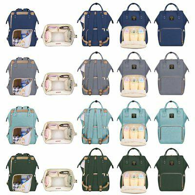 SUNVENO Baby Backpack Nappy Bag