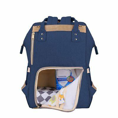 SUNVENO Baby Backpack Waterproof Nappy