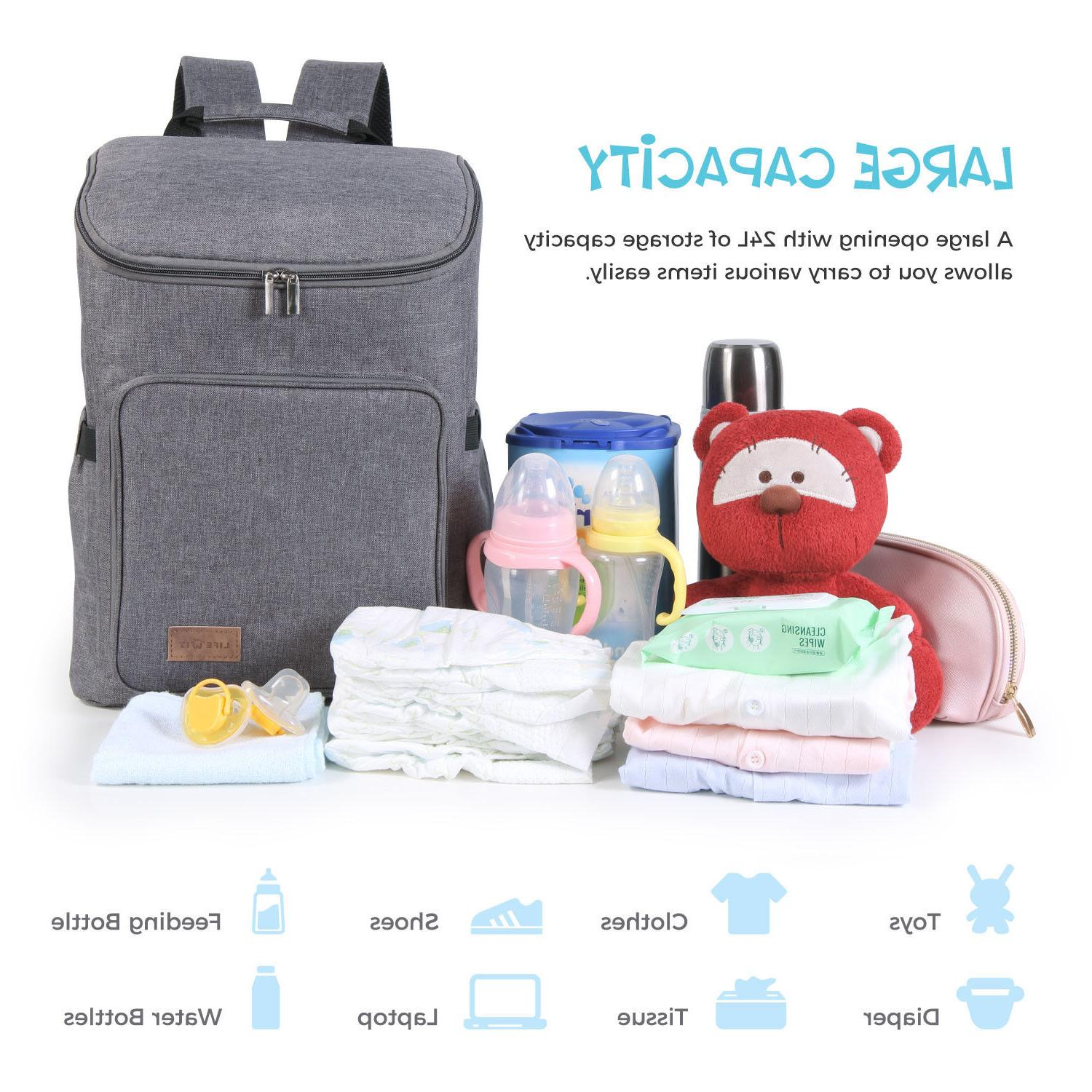 Baby Diaper Mummy Nappy Travel