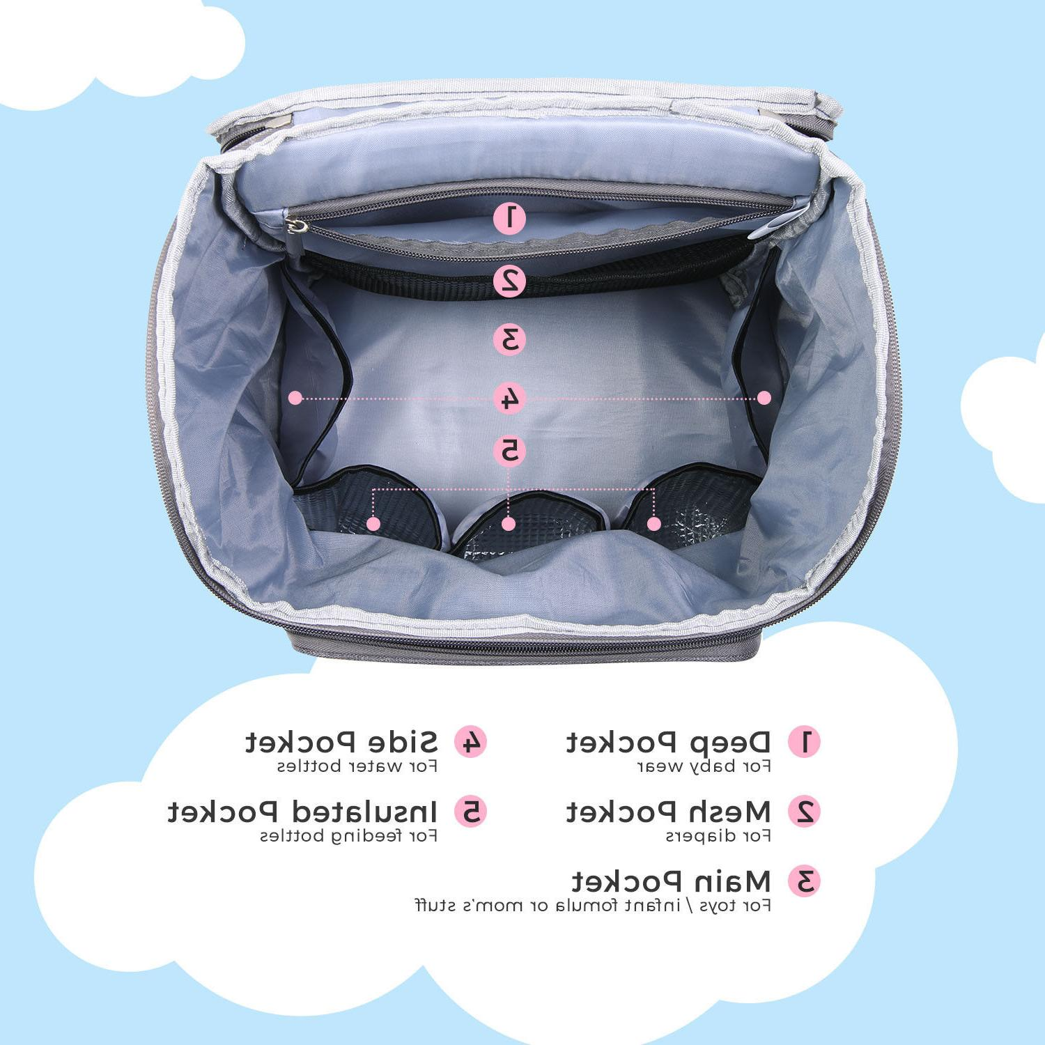 Baby Mummy Nappy Maternity Travel
