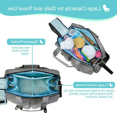 Baby Tote Bag for Capacity Changing
