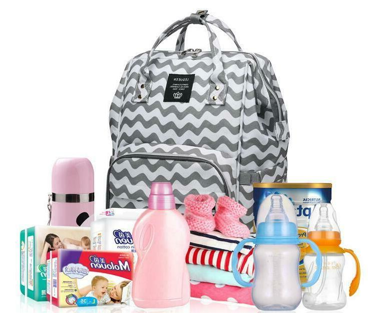 baby diaper bag mummy maternity nappy travel