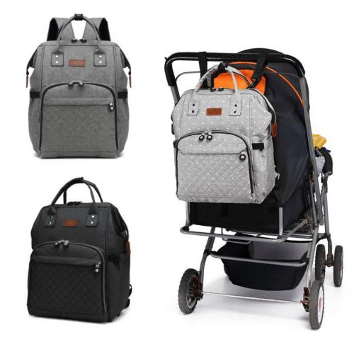 baby diaper nappy backpack multi function bag