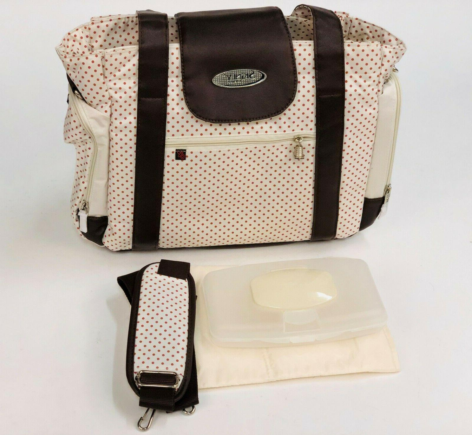 Baby Diaper Bottle Bag with Strap New