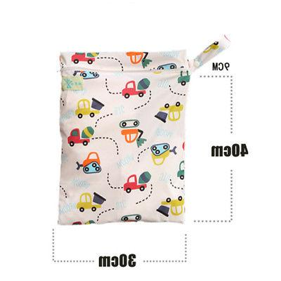 Baby Waterproof Nappy Bag Travel Organizer Diaper