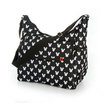 DISNEY BABY Mickey Mouse Diaper Changing Stroller Bag Tote C