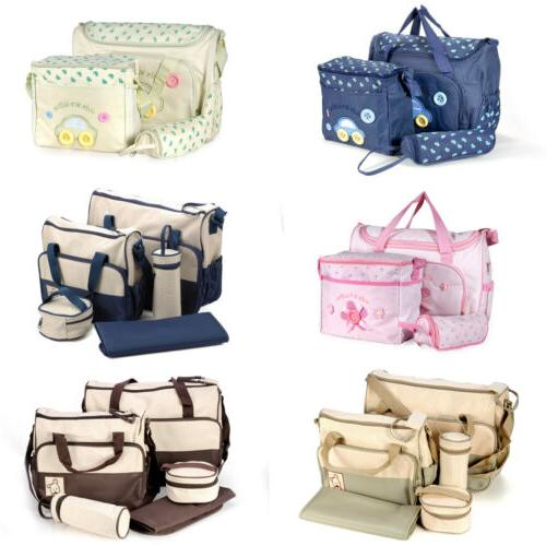 baby nappy diaper changing bag handbag bottle
