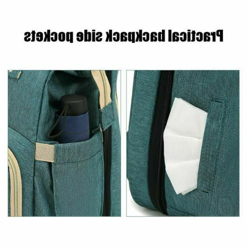 Bed Bag ExpandableTravel Changing Colors