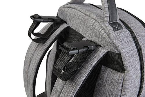 BB Unisex Diaper Bag and – Holder and