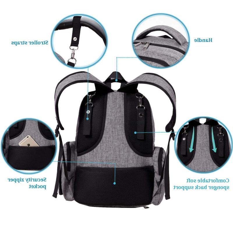 Big Sale Diaper Bag Waterproof Backpack