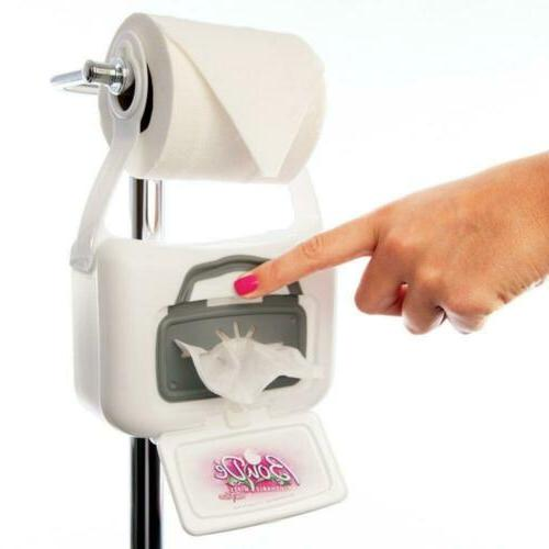 BouDe Wipes Hanging Flushable Wipes, & Count