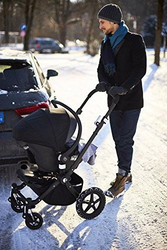 Bugaboo Cameleon3 Complete Blue Foldable Adjustable Reversible Seat and Car