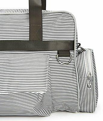 Diaper Bags Gray By O'beanie