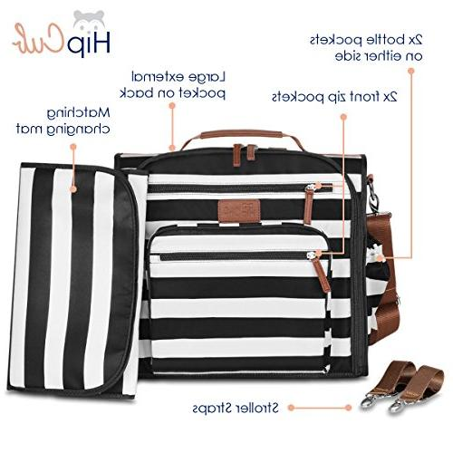Diaper Bag Hip Cub - W/Cute Pad