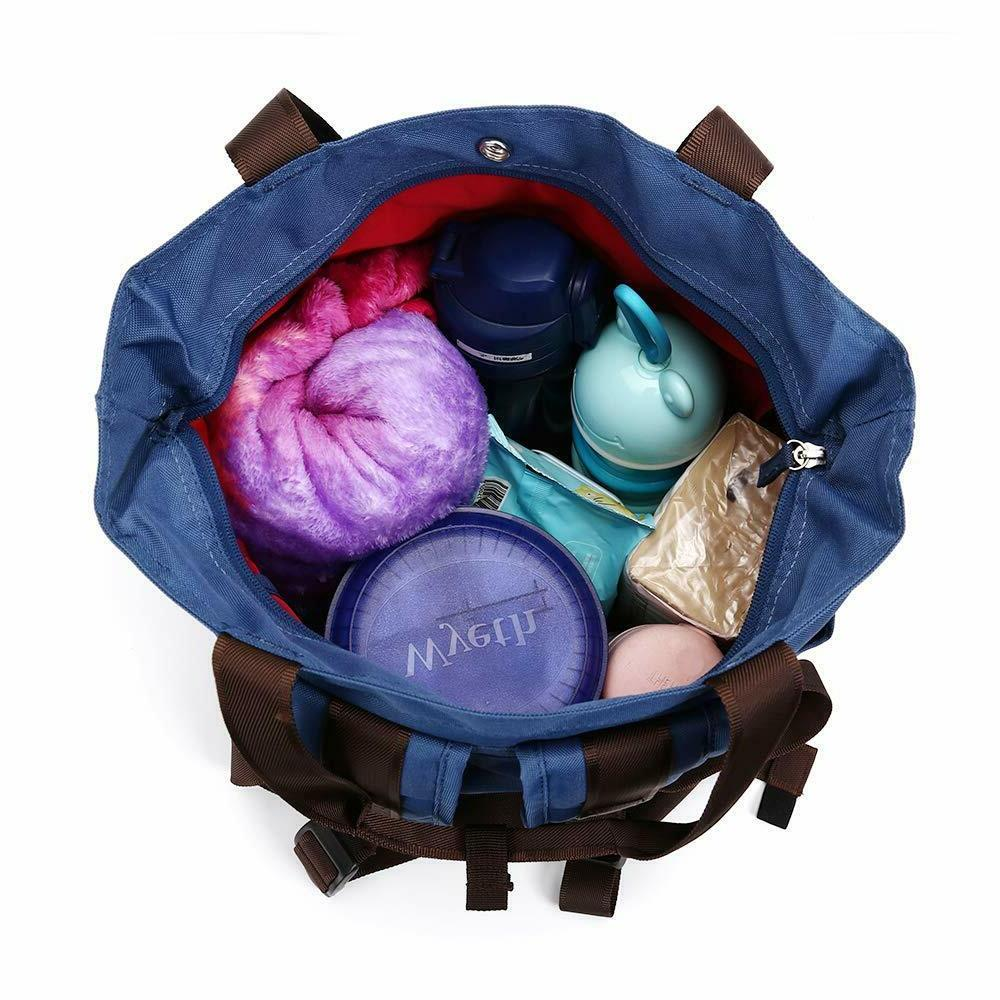 Diaper Bag Backpack Nappy Fashionable Organizer