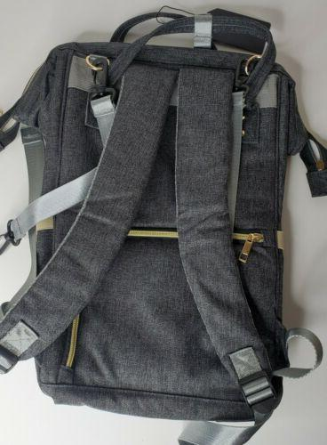 Large Multi-functional Travel Back Gray