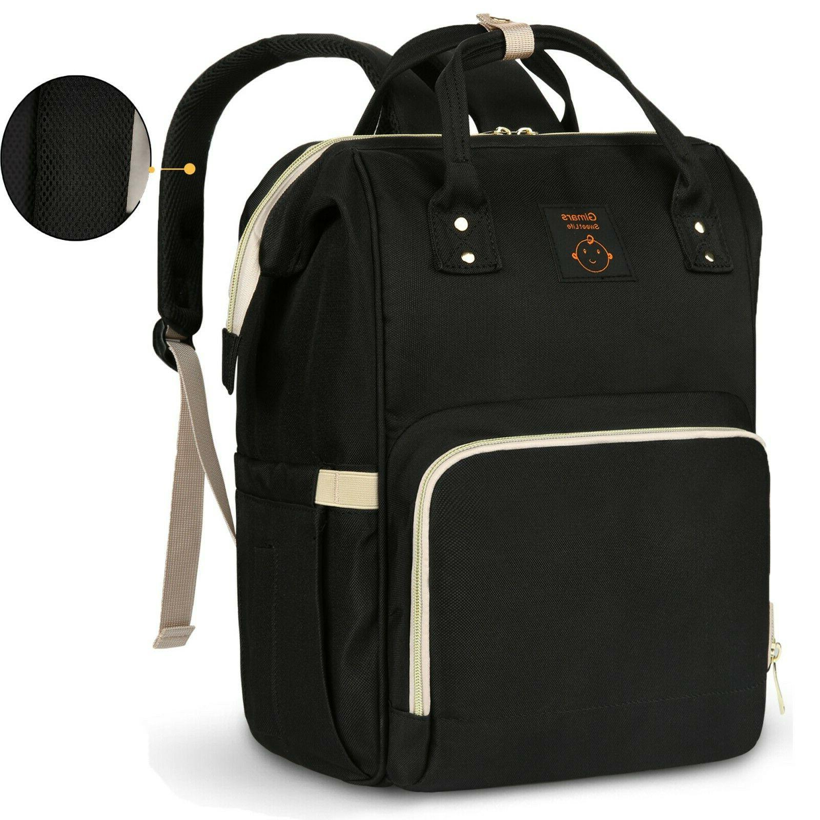 Diaper Bag - Multi-Function Waterproof Travel