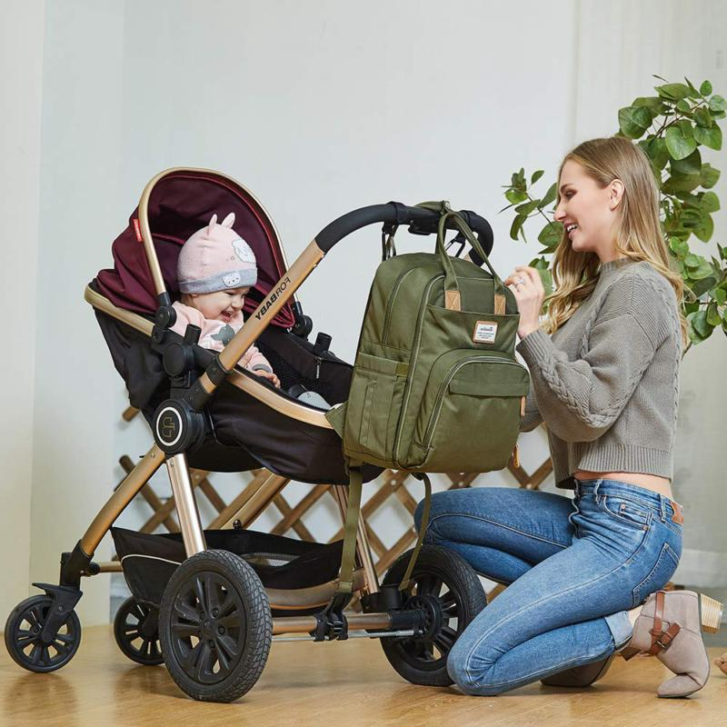 DIAPER Backpack Changing Capacity