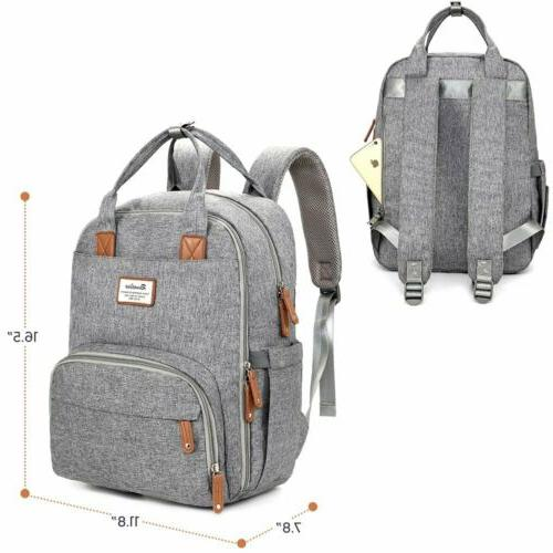 Diaper Backpack Travel Baby