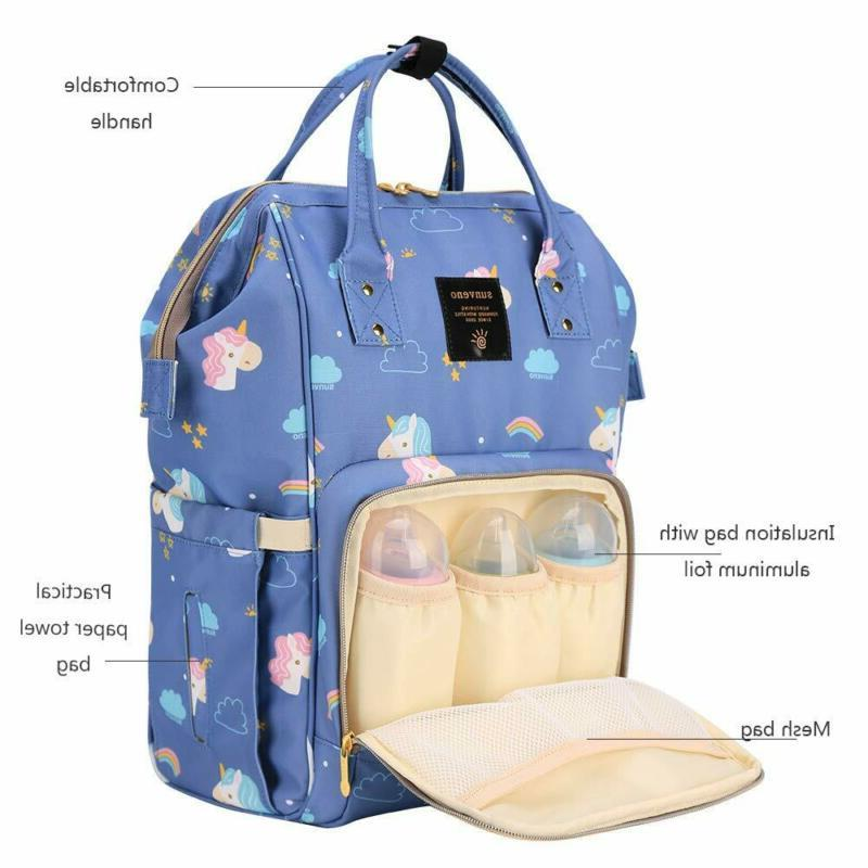 Sunveno Organizer Waterproof Maternity Nappy