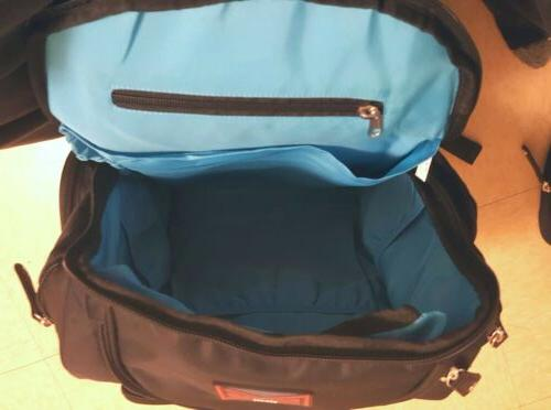 Bag Diaper Backpack with -