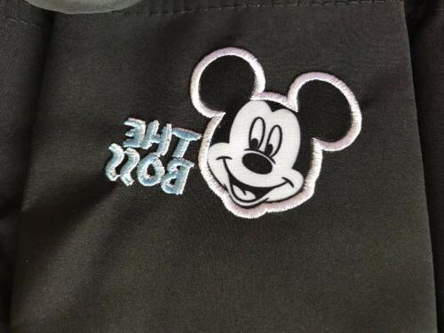 Diaper & Mouse Black The New
