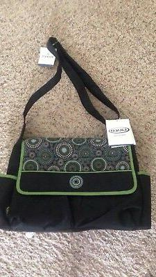 Graco Diaper Bag Changing Pad Spitfire Collection 7 Pocket G
