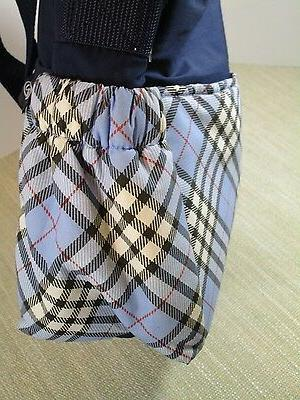 GRACO strap Medium Plaid interior