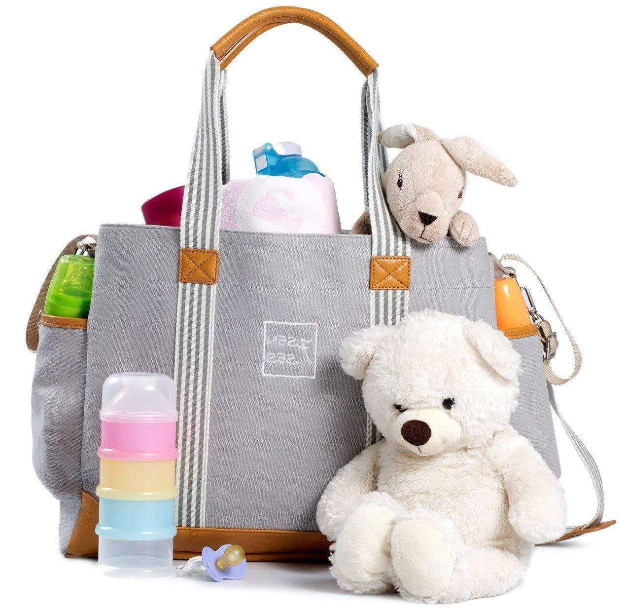 diaper bag for girls and boys large