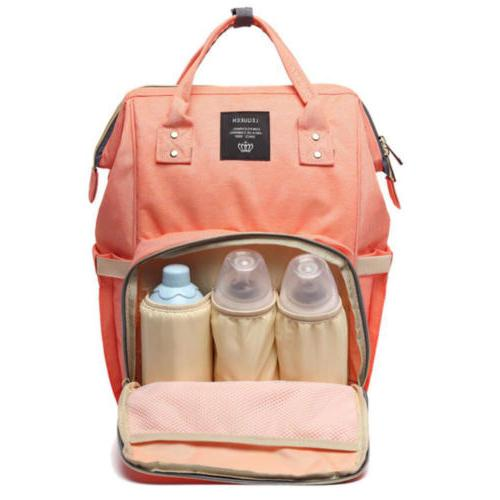 Diaper Bag Backpack Multifunction Travel Maternity Nappy
