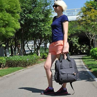 Diaper Bag in Pockets, with Black