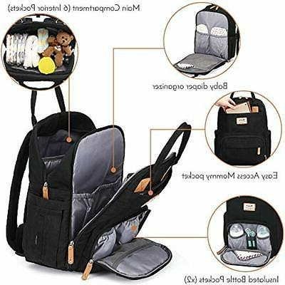 Diaper Bags Backpack Large Multifunction Travel Maternity Baby