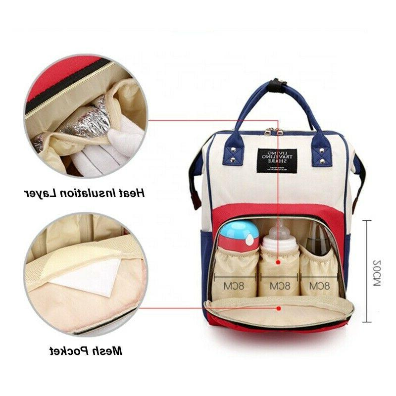 Diaper Bag Travel Waterproof