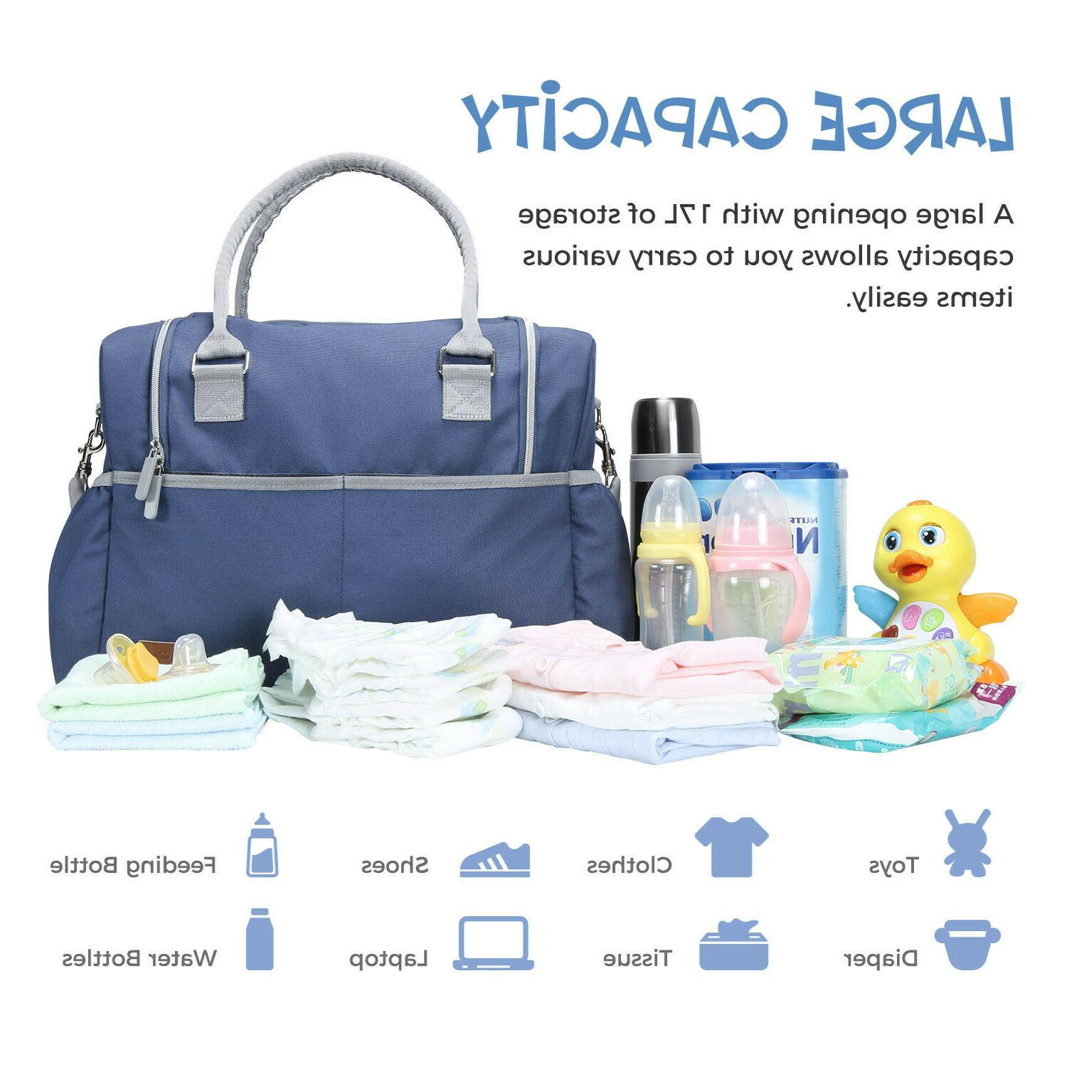 Lifewit Diaper Tote Multi-Function