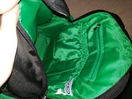 Graco Fern backpack green organizer system tote