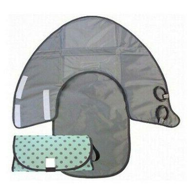 Foldable Waterproof Baby Pad Infant Nappy