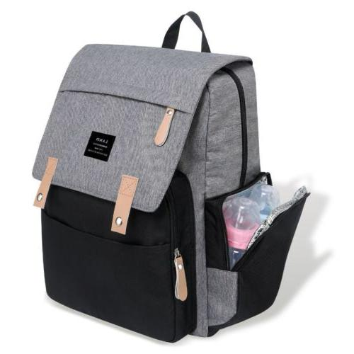 Genuine Diaper Maternity Insulated Backpack