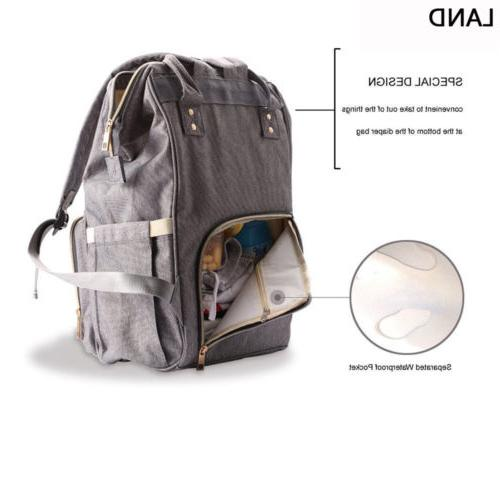 GENUINE Multifunctional Diaper Bags Bag Nappy