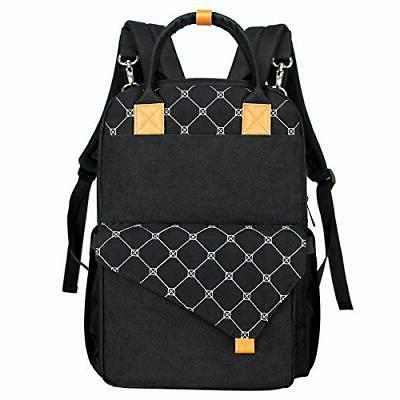 Hap Tim Diaper Bag Backpack Multi-Function Baby Bag Maternit