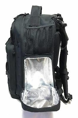 HSD Diaper Bag Backpack+Changing Pad, Stroller St...