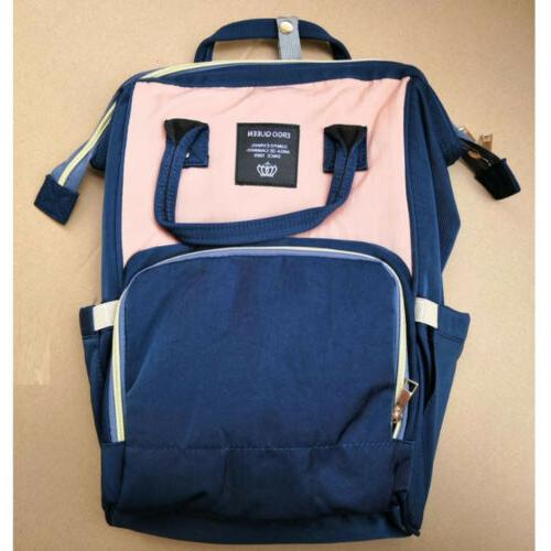 Large Backpack Ergo Maternity Baby Nappy